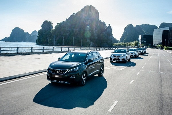 Thi truong o to nua dau nam 2018: Peugeot vuot len trong phan khuc SUV/CUV chau Au