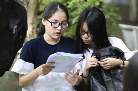Thanh tra điểm thi Lạng Sơn: Nhiều thí sinh lính nghĩa vụ, cảnh sát cơ động điểm cao bất thường