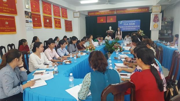 H.Binh Chanh: Ban giai phap nang chat luong cong tac tuyen truyen