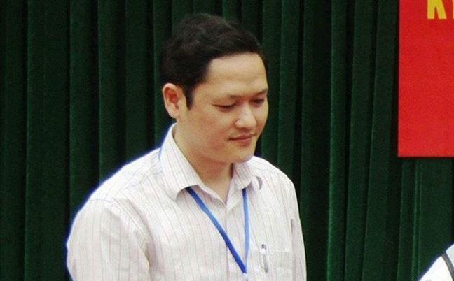 Vu nang khong diem thi o Ha Giang: Bat giam ong Vu Trong Luong