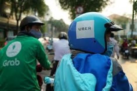 Khó đòi nợ thuế Uber!?