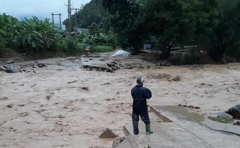Đã có 26 người chết và mất tích do mưa lũ ở Yên Bái