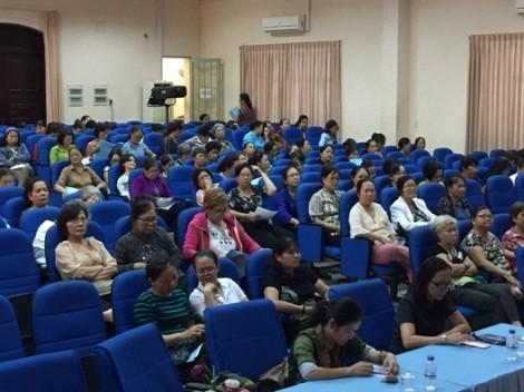 Q.Tân Bình: Hơn 300 hội viên tìm hiểu Luật Tín ngưỡng, tôn giáo