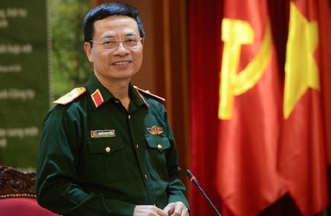 Chu tich Tap doan Viettel Nguyen Manh Hung lam Bi thu Ban can su dang Bo TT&TT