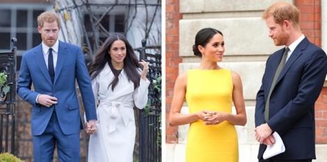 Hoàng gia Anh cấm các cặp đôi nắm tay nhau?