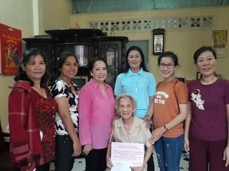 Q.Tân Bình: Nữ thương nhân chăm lo gia đình chính sách