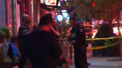 Xả súng ở Canada, 15 người trúng đạn