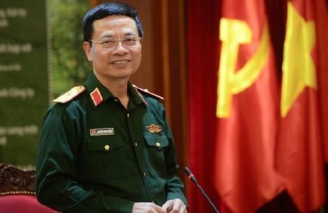 Chủ tịch Tập đoàn Viettel Nguyễn Mạnh Hùng làm Bí thư Ban cán sự đảng Bộ TT&TT