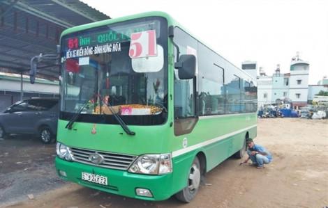 Chủ xe buýt phấn khởi với đề xuất tăng 330 tỷ đồng trợ giá