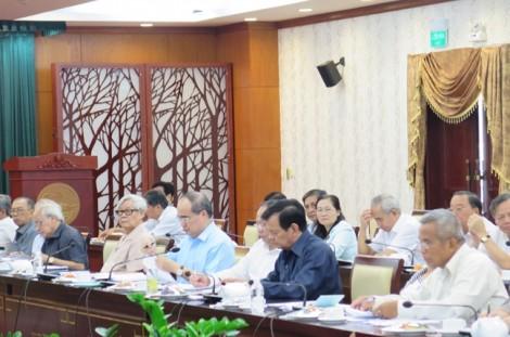 Bí thư Thành ủy Nguyễn Thiện Nhân: Để an dân phải giải quyết các vấn đề cụ thể của dân
