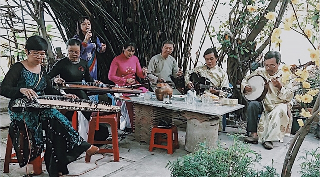 'Dien xuong Nam bo' tai ngo khan gia