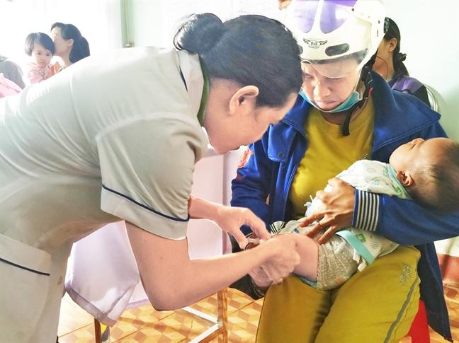 Viet Nam khong su dung vac-xin gia cua Trung Quoc