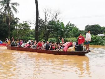 Vỡ đập thủy điện tại Lào là lời cảnh báo cho Việt Nam