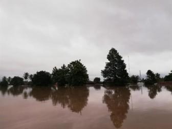 Vỡ đập thủy điện tại Lào: Xác định con số tử vong đầu tiên và người Việt bị mắc kẹt