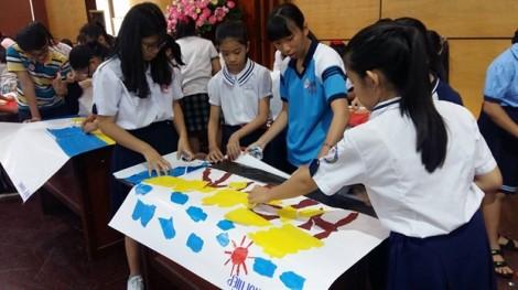 Q.12: Hội tạo sân chơi cho trẻ em
