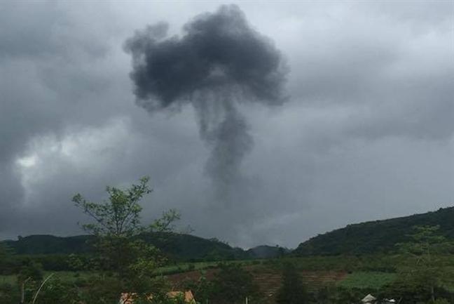 Thuong tuong Nguyen Trong Nghia: Tap trung cuu nan, tim ro nguyen nhan may bay Su-22 roi