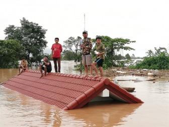 Thủ tướng quyết định hỗ trợ nước bạn Lào 200.000 USD khắc phục sự cố vỡ đập thủy điện