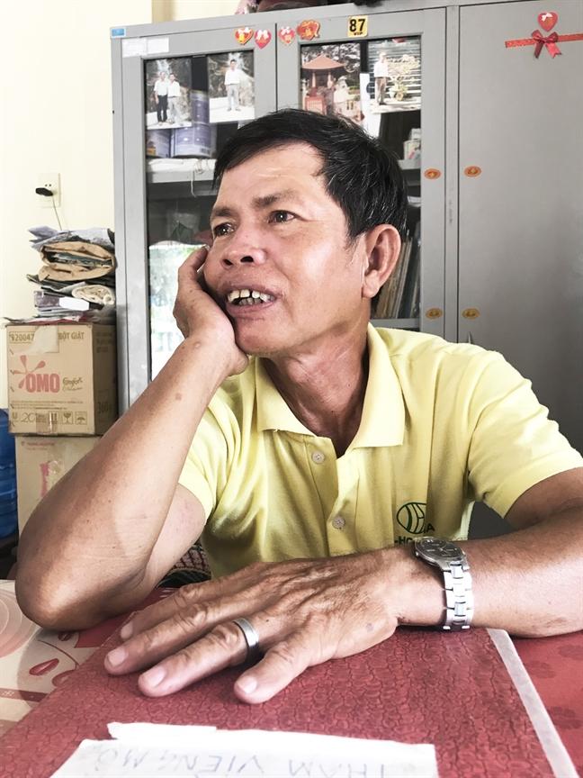 Ong Hue buon thiu