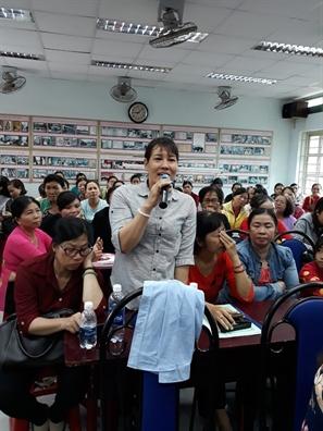 H.Binh Chanh: Giai 'bai toan kho' – quan ly va thu hut hoi vien