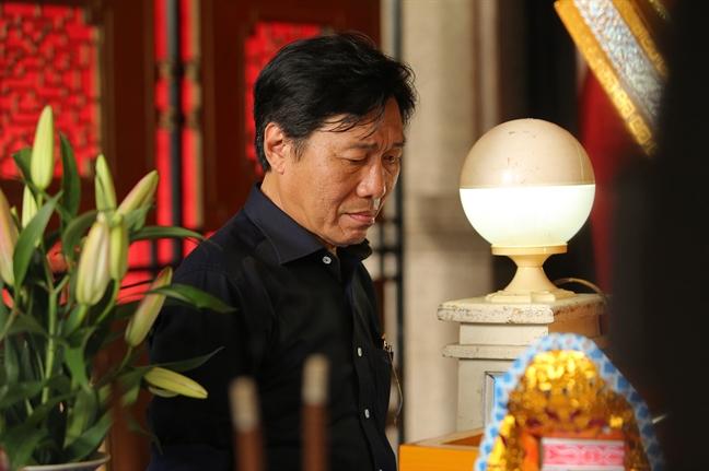 Nghe si tiec thuong tai nang, nhan cach cua co NSUT Thanh Hoang
