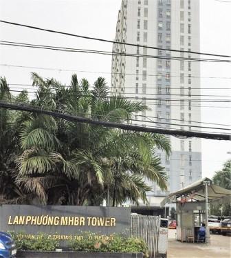 Cư dân chung cư Lan Phương nguy cơ mất nhà vì mua dự án thế chấp ngân hàng