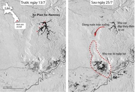 Thảm họa vỡ đập thủy điện Lào: Lỗi tại ai?
