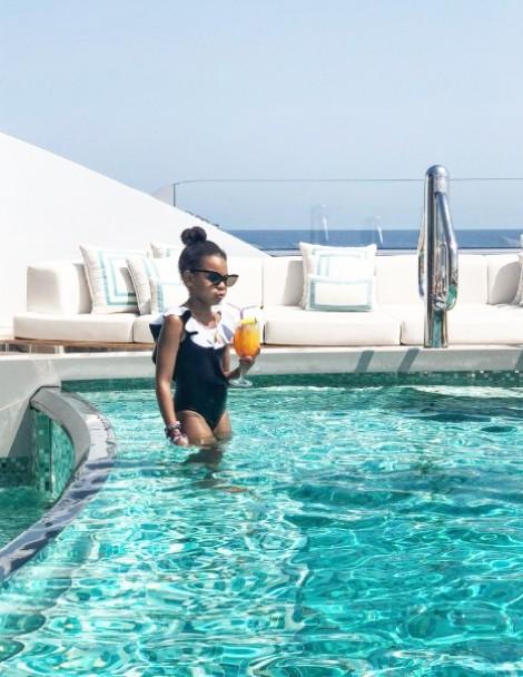 Ngắm vẻ 'siêu ngầu sang chảnh' của con gái cưng nhà Beyoncé
