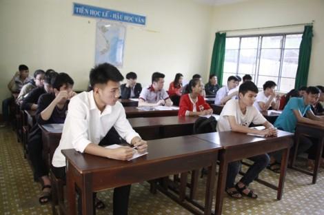 Một thí sinh ở Đắk Lắk được nâng từ 0,6 lên 7,2 điểm toán sau khi phúc khảo