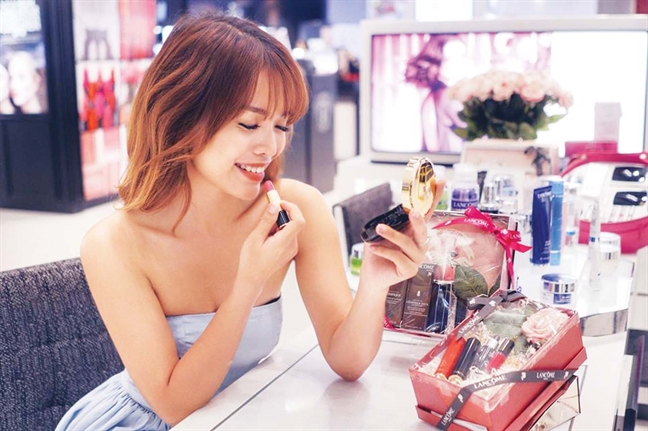 Beauty blogger - nghe lam dau cong dong