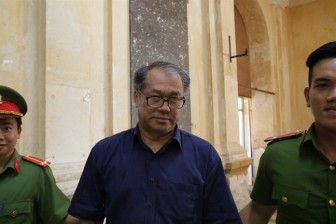VKS đề nghị phạt ông Phạm Công Danh 20 năm tù, ông Trầm Bê 4-5 năm