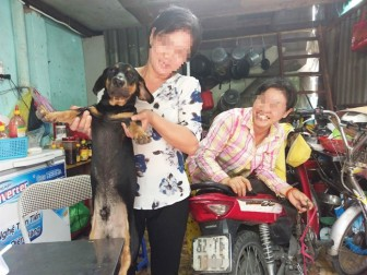 'Cẩu tặc' lộng hành, khổ chủ phải mất tiền triệu chuộc chó