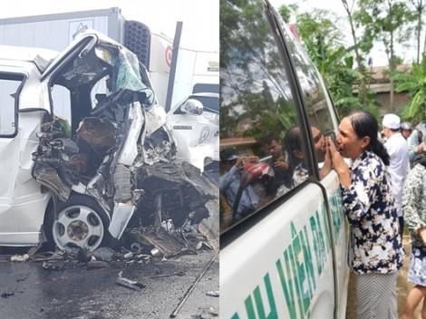 Vụ tai nạn thảm khốc ở Quảng Nam: Chính chúng ta đang chọn đi cùng nỗi đau