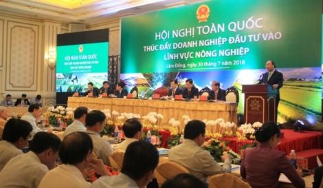 Thủ tướng Nguyễn Xuân Phúc: 'Đất đai là cần câu, không phải con cá'