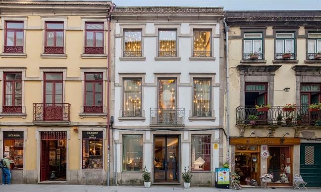 Porto: Thanh pho co tich hoi sinh giua long chau Au