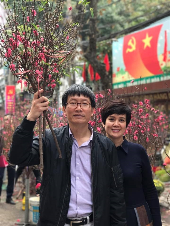 'Dung bao gio ngu quen tren dinh hanh phuc'