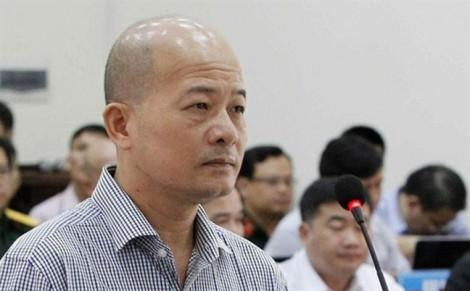 Cựu thượng tá 'Út trọc' bị tuyên án 12 năm tù giam tại phiên tòa sơ thẩm