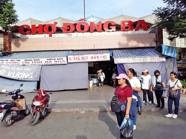 Nhuc nhoi nan 'chat chem' du khach tai Hue