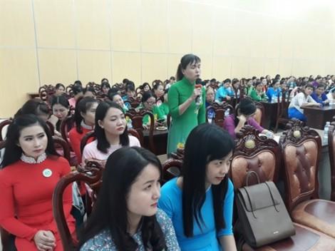 Huyện Bình Chánh: Tổ chức hàng trăm chuyên đề cho phụ nữ
