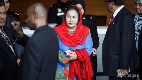 Phu nhân cựu Thủ tướng Malaysia gặp rắc rối với số nữ trang nhập lậu