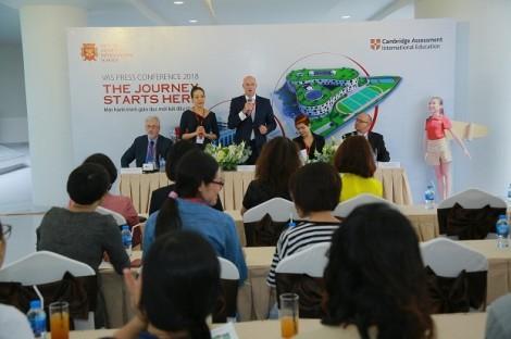 Hơn 7.200 học sinh ở TP.HCM đang theo học Trường Quốc tế Việt Úc