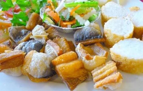 Coi chừng mua khô cá dứa bị lừa ăn cá tra