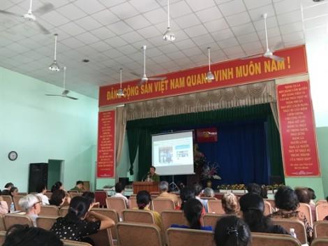 Quận Phú Nhuận: Trang bị kỹ năng phòng, chống tội phạm lừa đảo qua mạng cho hội viên
