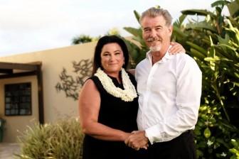 Vì sao 'điệp viên 007' Pierce Brosnan đào hoa nhất màn ảnh, nhưng lại tuyệt đối chung tình với vợ?