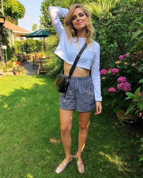 Những mẫu quần short hot nhất hè 2018