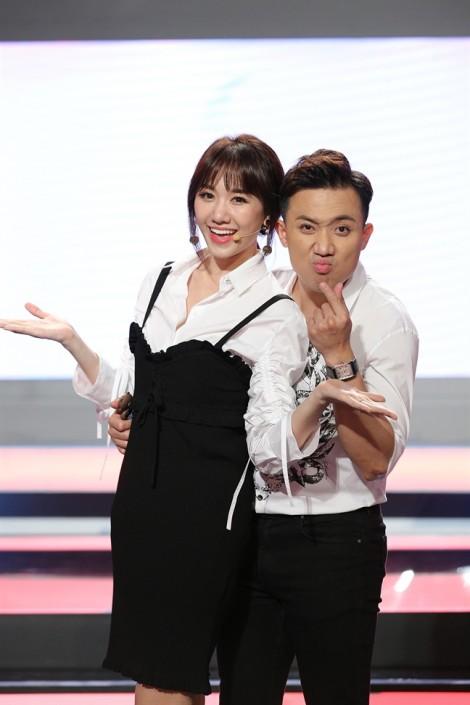 Hari Won: 'Tôi áp lực khi làm việc với anh Trấn Thành'