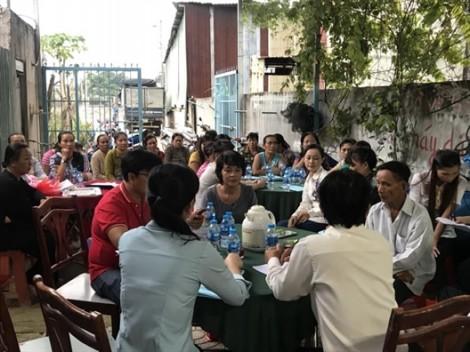 Huyện Bình Chánh: Ra mắt Chi hội Phụ nữ công nhân lao động