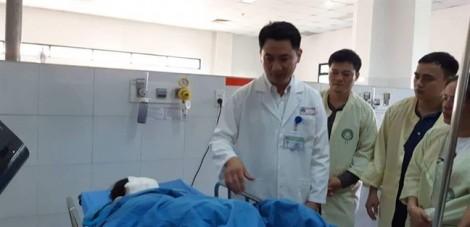4 bệnh nhân vụ tai nạn thảm khốc ở Quảng Nam vẫn phải tiếp tục điều trị