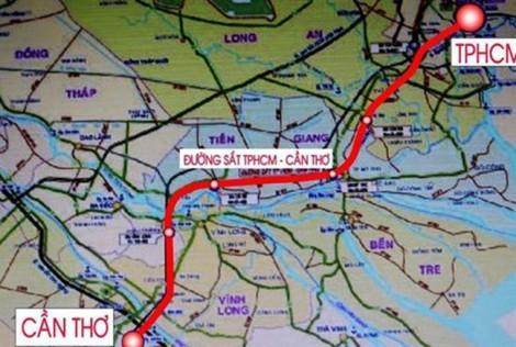 Đầu tư đường sắt cao tốc 5 tỷ USD, người dân có thể sống ở Cần Thơ, đi làm ở Sài Gòn