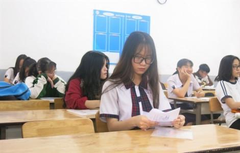 Trường đại học Công nghệ thông tin điểm chuẩn cao nhất 23,20 điểm