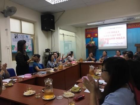 Nữ doanh nhân Quận 1 chia sẻ kinh nghiệm, bí quyết  kinh doanh